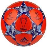ADIDAS Finale Berlin Capitano Size 4 [M36919] - Solar Red/Night Flash S15/White - Bola Sepak / Soccer Ball
